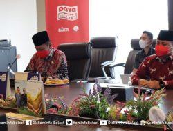 Iskandar-Deddy Getol Tunaikan Janji Kampanye