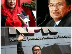 Dewi Tanjung Tuding KPK Dikendalikan JK
