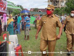 Ini Hasil Pilkades Serentak 27 Desa di Bolsel